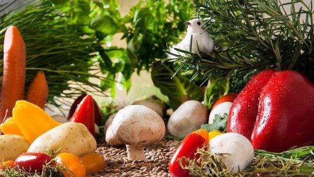 ogródek ziołowy w kuchni