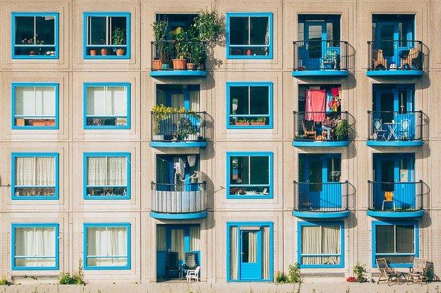 projektowanie balkonu